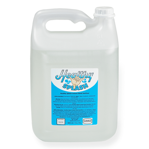 The 5l healthy spash sanitizer